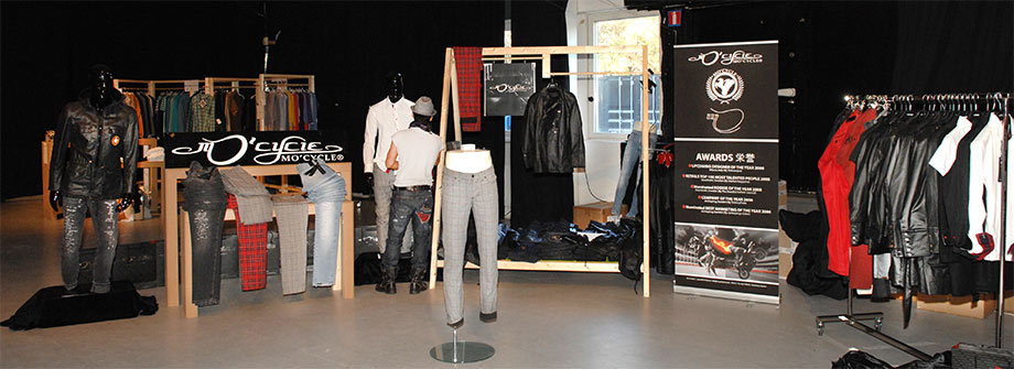 MO'CYCLE-stand-at-fashion-fain-Stockholm-Sweden